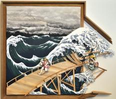 nelson-d_affabulations_2014_quand_hokusai_rencontre_hiroshige_01